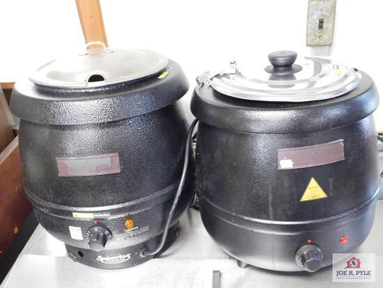 Superior soup pots