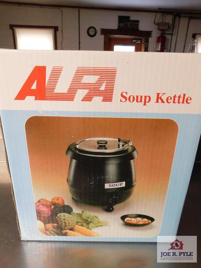 10.5 qt. soup kettle