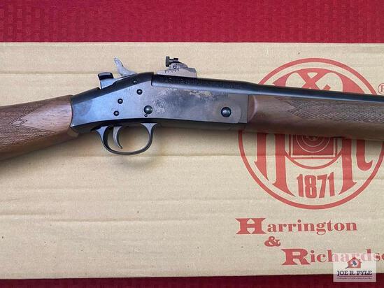 [SKU 102848] H&R CR-1871 Buffalo Classic Rifle .45-70 Govt. | SN: CBA481922