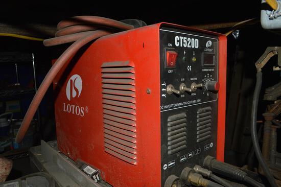 Lotos 520D Plasma Cutter