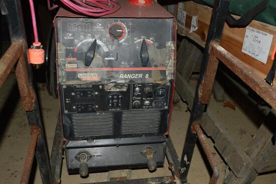 Lincoln Ranger 8 Gas Stick welder