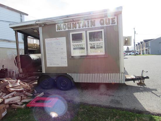Concession Trailer & Restaurant/Catering Equipment