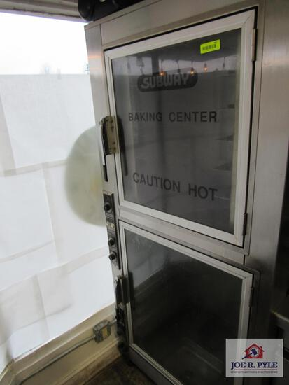 Subway Oven and Proofer 240 volt