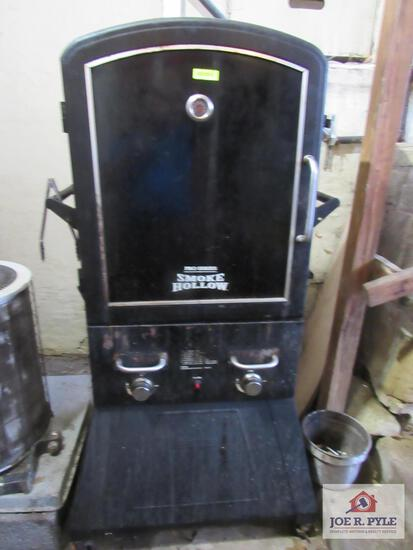 Pro series smoke hollow smoker
