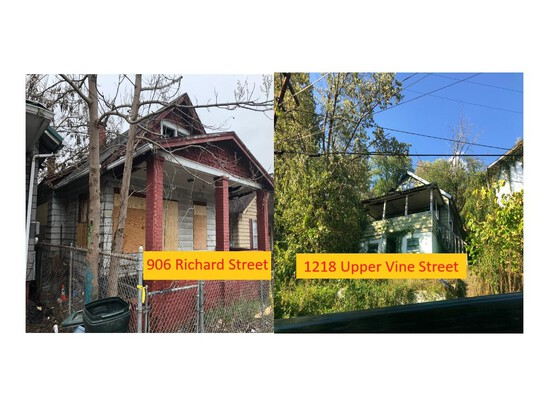 2 Charleston Homes Sold to the Highest Bidders