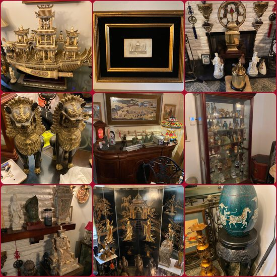 Estate Asian Art & Decor Auction