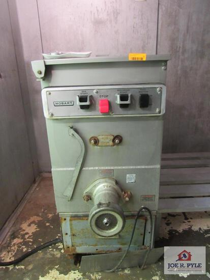 Hobart meat mixer/grinder model: 4246S 208V