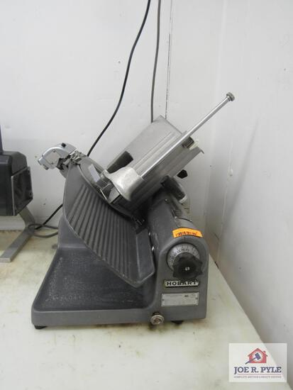 Hobart meat slicer model#: 1612E