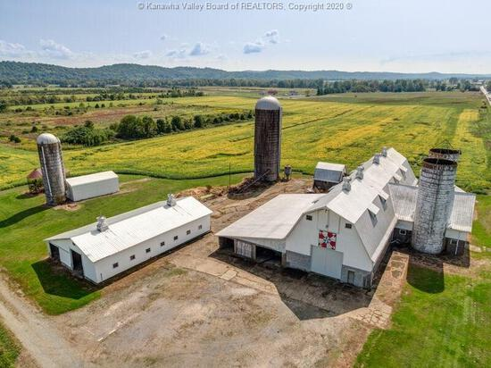 280+/- Acre Farm on the River