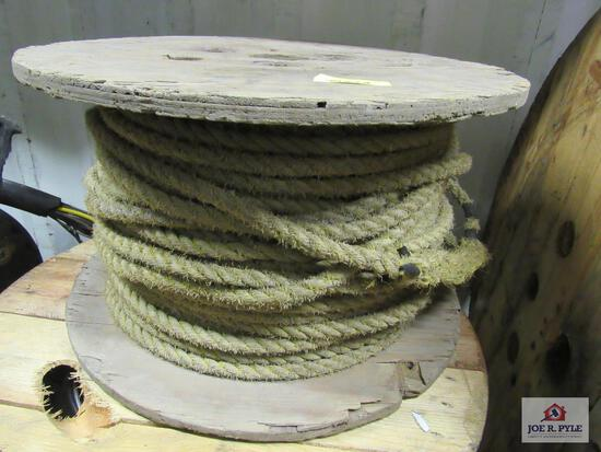 "Roll of 3/4"" Nylon Rope"