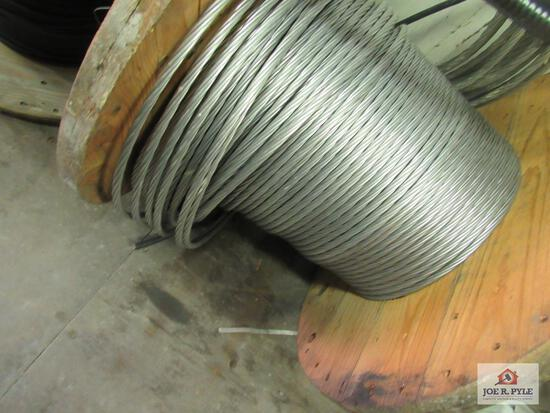 Roll of Aluminum Wire