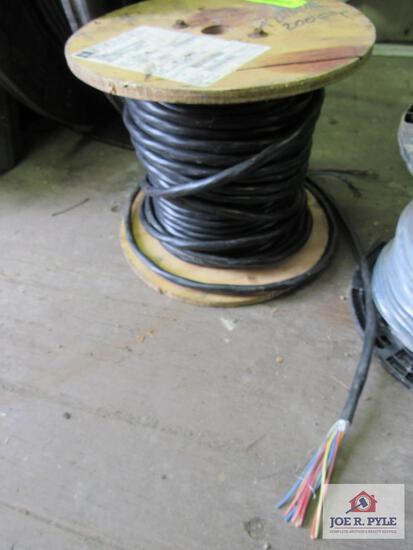 Roll of 18 gauge 10 Count Wire