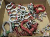 lot of new clevis