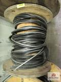 Roll of 2 AWG 3 Face Service Entrance