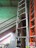 Aluminum ladder 12 ft