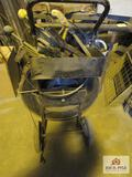 Binding Cart