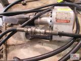 Burndy crimper model PHY750