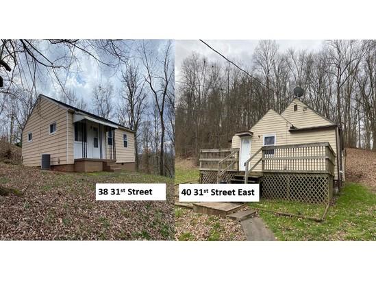 Two Nitro 3-Bedroom Homes