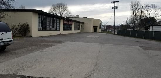 Commercial Building on 1.74+/- Riverfront Acres