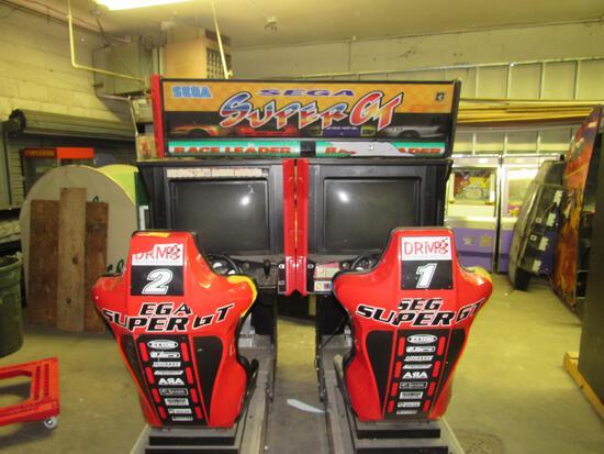 Vending Machine, Arcade Games, Advertising & more