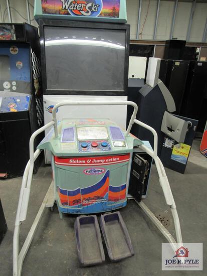 Sega water ski game