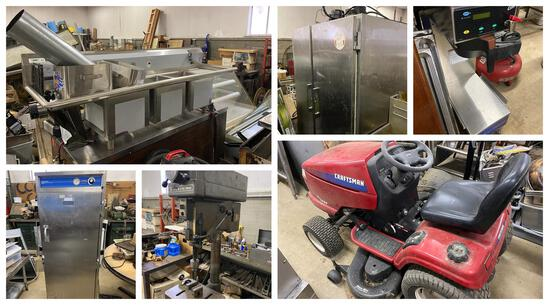 Shop & Restaurant Equipment and more
