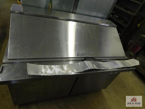 """Avantco worktop commercial cooler 57-3/4"""" x 46"""""""