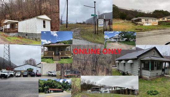10 Kanawha County Properties