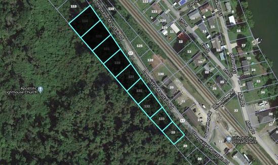 2.4+/- Acres Route 61, Montgomery, WV