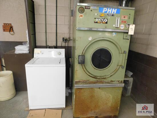 Kenmore, HD commercial gas dryer