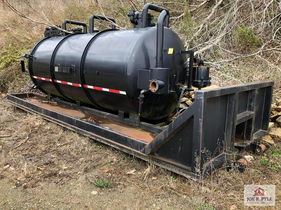 Roll off water tank (no pump_