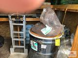 Lot of chemical containment socks, dollies, etc.