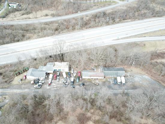 Commercial Property along Route 50 Clarksburg, WV