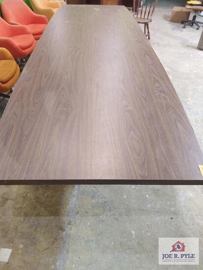 Approx. 12ft conference table