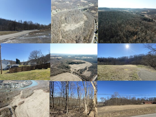 500+ Acres in Fayette & Greene Counties, PA