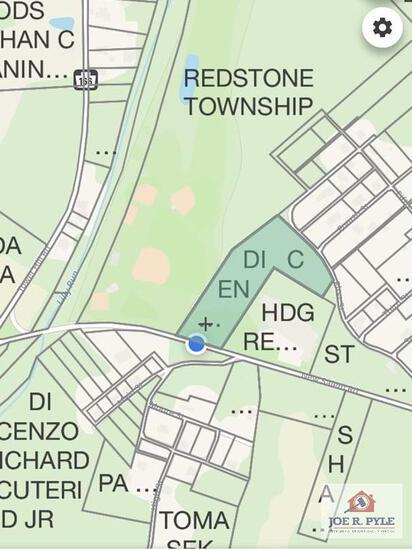 3.88+/- acres. Redstone Twp