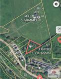 0.57+/- acres. German Twp