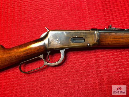(18) Winchester Model 94 Saddle Ring Carbine .32 W.S.   SN: 1020666