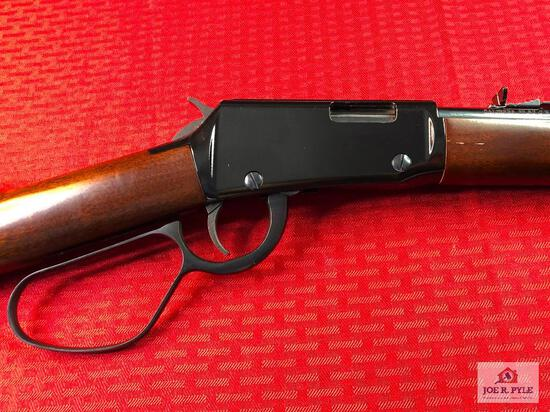 (35) Henry Large Ring Lever Rifle .22 LR   SN: C026983H