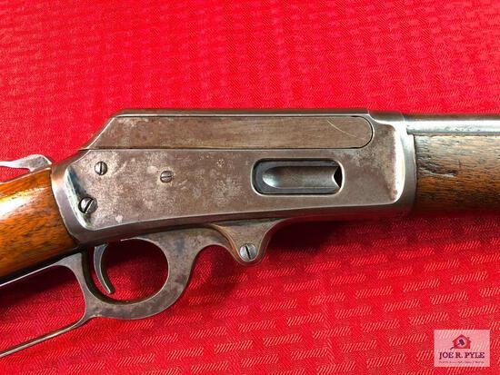 (26) Marlin Model 1893 .38-55   SN: 329220