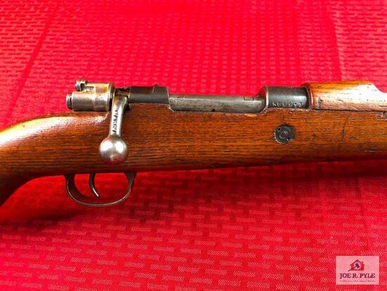 (33) Zastava Model M48 Mauser Rifle 8 MM   SN: K68813