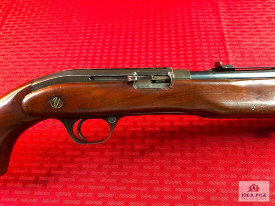 (36) JC Higgins Model 36 Woodside .22 LR   SN: NVN