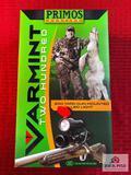 (138) Primos Varmint Two Hundred hunting light (NIB)