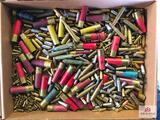 (147) Flat of misc. loaded ammunition