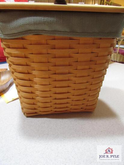 Longaberger Basket Large Mail Basket #16373