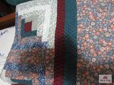 King Size Quilt With Shams