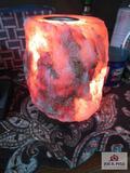 Himalaya rock salt lamp