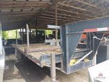 2005 vin # 1a9fg25216l442913625ft equipment trailer 10 ton {no title}