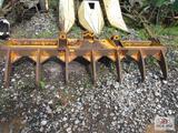 root rake for a John Deere 650 dozer