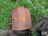 Gelth bucket fits John Deere 200